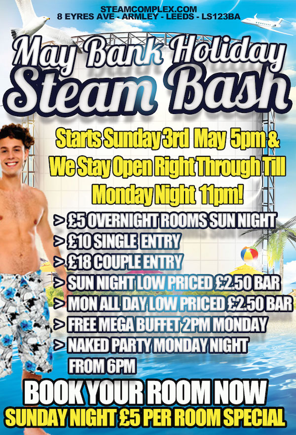 Steam-May-Bank-Holiday-Flyer